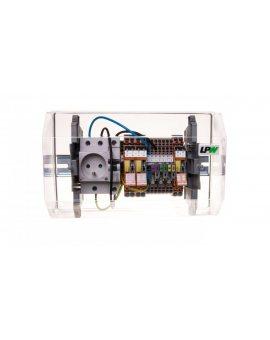 Listwa pomiarowa LPW 14-torowa, 230V AC, równoległa 847-1015/230-2000