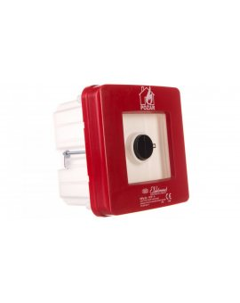 Ręczny ostrzegacz pożarowy 2Z 12A NO-NO IP65 WPp-2s ROP A 921552