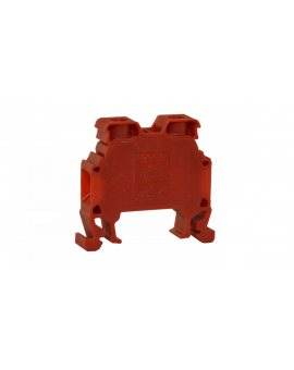Złączka uniwersalna śrubowa MRK 10mm2 czerwona T0-1047