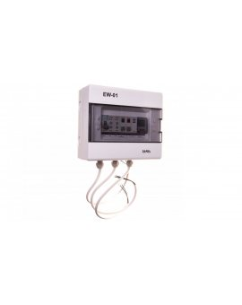 Sterownik dzwonka szkolnego /cyfrowy woźny/ 230V AC EW-01 EXT10000028