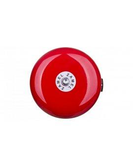 Dzwonek szkolno-alarmowy 24V mały DNT-212M-24V SUN10000059