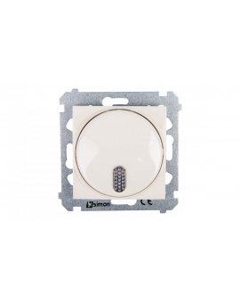 Simon 54 Dzwonek elektroniczny 12V 70dB IP20 kremowy DDT1.01/41