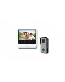 Wideodomofon Theon 7 TFT LCD 7 Biały 51781