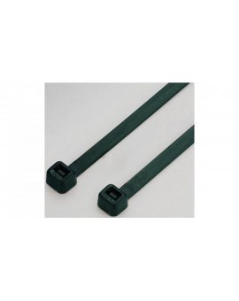 Opaska kablowa 3, 6 mm 250 mm 3, 6x250 czarna UV ITA036250B /100szt./