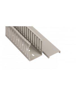 Korytko grzebieniowe 40x60 szare ECS4060 /2m/
