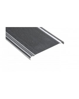 Pokrywa korytka 100mm 2m 0, 5mm PKR100/2 100310 /2m/