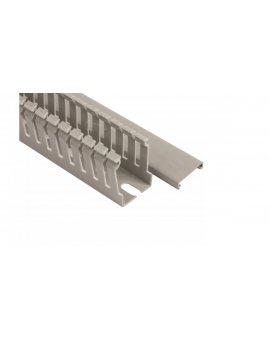 Korytko grzebieniowe 25x40 szare ECS2540 /2m/