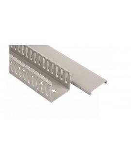 Korytko grzebieniowe 40x40 szare ECS4040 /2m/