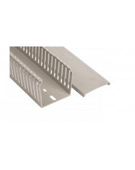 Korytko grzebieniowe 60x60 szare ECS6060 /2m/