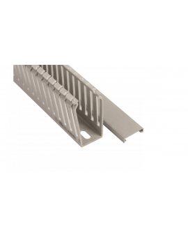 Korytko grzebieniowe 25x60 szare ECS2560 /2m/