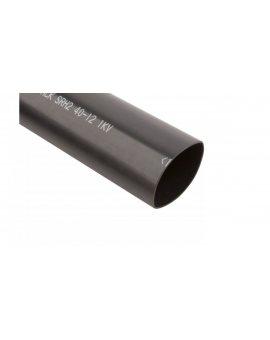 Rura termokurczliwa pogrubiana SRH2/40-12/1000mm/B z klejem czarna 127423