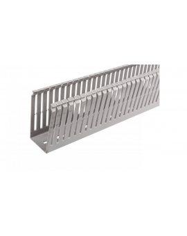 Korytko grzebieniowe 40x80 szare ECS4080 /2m/