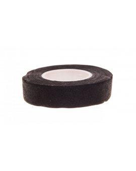 Taśma izolacyjna 19mm x 10m tekstylna /parciana/ czarna F6910