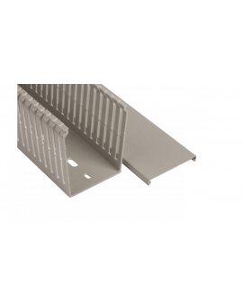 Korytko grzebieniowe 60x80 szare ECS6080 /2m/