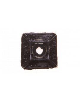 Podstawka montażowa do opasek zaciskowych PMS-19-19-UV-100 25.299 /100szt./