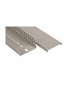 Korytko grzebieniowe 60x40 szare ECS6040 /2m/