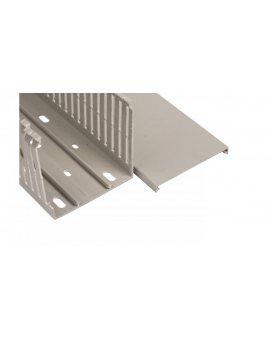 Korytko grzebieniowe 80x80 szare ECS8080 /2m/