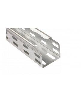 Korytko kablowe perforowane 50x42 grubość 0, 5mm KGR/KPR50H42/3 140205 /3m/