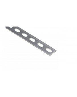 Płaskownik perferowany 25x2mm 2m PLC25/2 640520 ocynk metodą Sendzimira /2m/