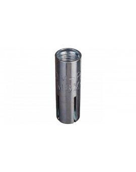 Tuleja rozporowa stalowa TRSO M8 804700 /100szt./