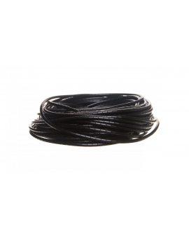 Spirala plastikowa do przewdów 5-20mm KW 5 czarna 61600045 /25m/