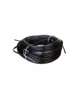 Osłona krawędzi z PCV czarna OKU 2/1 E01PK-01060100300 /50m/