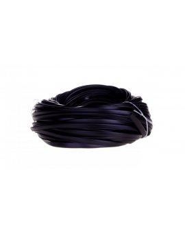 Osłona krawędzi z PCV czarna OKU3/1, 5 E01PK-01060100500 /50m/