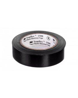 Taśma elektroizolacyjna Temflex 1500 czarna 15mmx10m DE272950895/7000062271