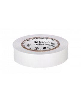 Taśma elektroizolacyjna Temflex 1500 biała 15mmx10m DE272950978/7000062279