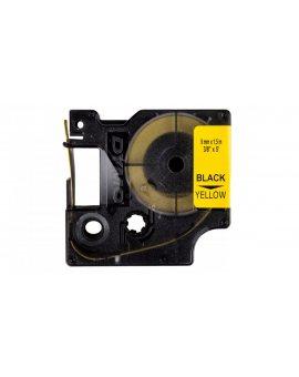 Taśma/rurka termokurczliwa do drukarek 9mm x 1, 5m żółta S0718290 18054