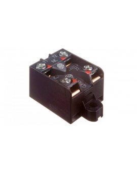 Styk pomocniczy 2R migowy montaż tylni XE2SP2141