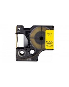 Taśma/rurka termokurczliwa do drukarek 6mm x 1, 5m żółta S0718270 18052