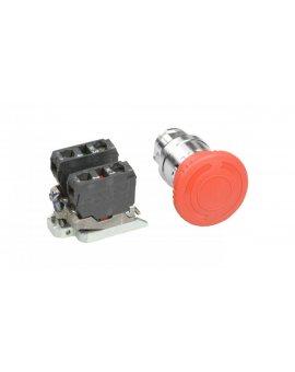 Przycisk bezpieczeństwa 22mm 1Z 1R IP66 przez obrót XB4BS8445