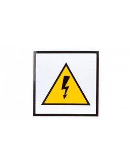 Tabliczka /znak ostrzegawczy/ TZO 74x74S E04TZ-01010102200 /10szt./