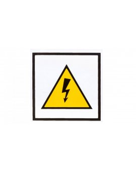Tabliczka /znak ostrzegawczy/ TZO 52x52S E04TZ-01011023000 /10szt./