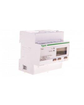 Licznik energii elektrycznej 1/3-fazowy 5A przekładnik 100-277/173-480V kl.0, 5S/C impulsowy MID cyfrowy iEM3210 CT A9MEM3210