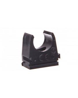 Uchwyt rurowy UV fi16mm czarny 5316EHF FB /10szt./