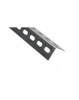 Kątownik cynkowany perforowany 35x35mm 2m 1, 2mm KTD35H35/2 620420 /2m/