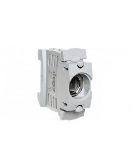Gniazdo bezpiecznikowe na szynę 1P 63A D02 400V DIN LD043
