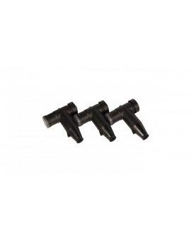Głowica konektorowa kątowa 95-240mm2 CTS 630A 24kV 95-240/EGA z końcówkami śrubowymi 220775 355433 /komplet na 3 żyły/