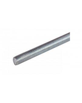 Pręt gwintowany M10 cynkowany galwanicznie 2078 M10 1M G 3141209 /1m/