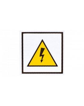 Tabliczka /znak ostrzegawczy/ TZO 37x37S E04TZ-01011013000 /10szt./