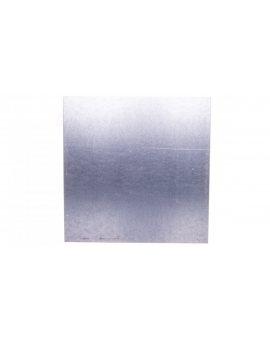Puszka podłogowa kompletna 205x205 3x gniazda 16A z/u UDHOME4 2V N 7427208