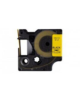 Taśma/rurka termokurczliwa do drukarek 12mm x 1, 5m żółta S0718310 18056