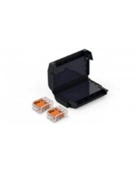 EASY-PROTECT 222 Puszka żelowa ze złączkami WAGO-COMPACT 0 2-4 mm2 407860