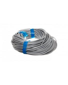 Wąż osłonowy stalowy PG7 8/10mm SILVYN AS 7 61802080 /50m/