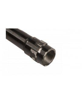 Rura stalowa PG-16 malowana 20.3x22.5mm 6016 /3m/