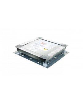 Puszka podłogowa UZD 250-3 /wysokość 70-125mm/ 7410030
