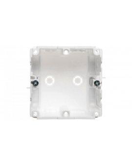 Puszka instalacyjna jednopolowa do kanałów elektroinstalacyjnych P1kn71x71 36070206