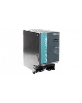 Zasilacz stabilizowany SITOP PSU200M 5A 120/230-500V AC 24V DC 6EP1333-3BA10